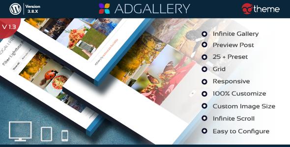 Pacote de galeria, portfólio, controle deslizante e plug-ins de utilitário WordPress do WordPress - 9