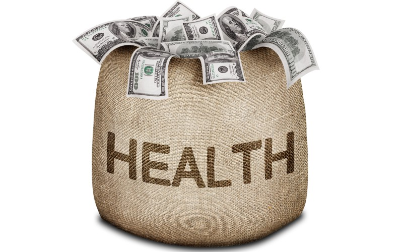 Health is a great business
