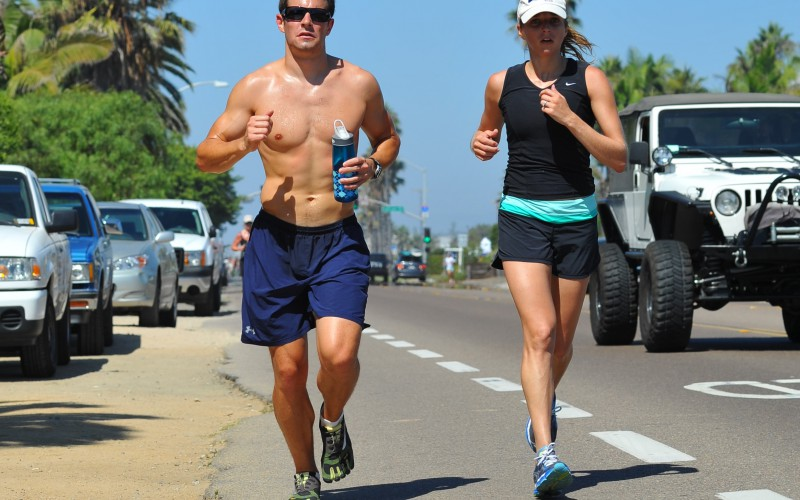Jogging extends your life of one year