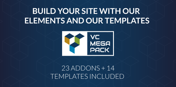 Visual Composer Mega Pack - Addons and Templates 1